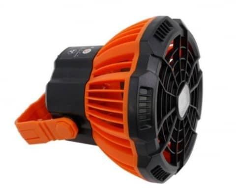 2in1 照明扇風機
